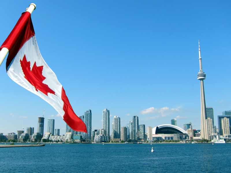 Canadian immigration in Toronto ON